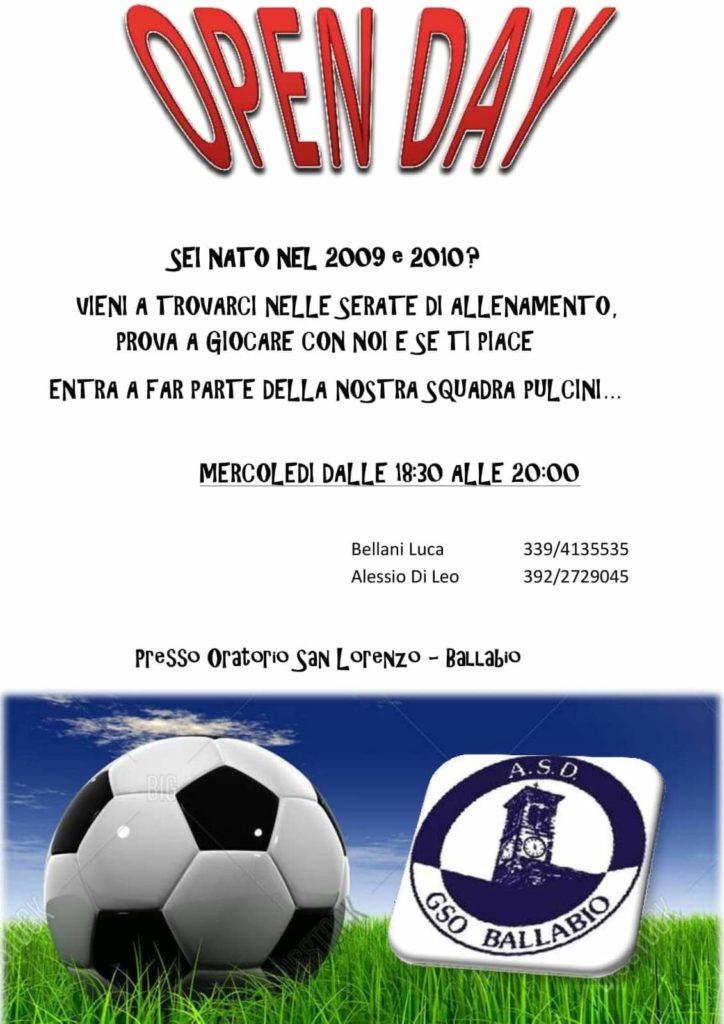 Sport GSO Pulcini 2019-2020