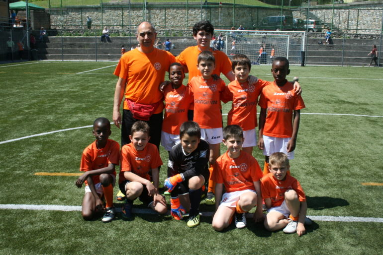 Valmadrera Arancio U10