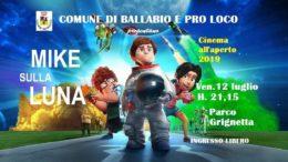 3 FILM ESTATE BALLABIO MIKE SULLA LUNA 2019