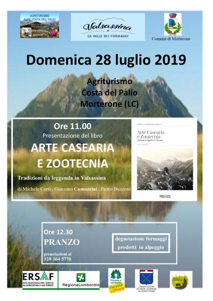 Arte casearia zootecnica Morterone 2019