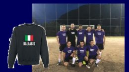 CALCIO FELPA BALLABIO VS MARGNO CRANDOLA