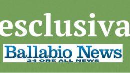 ESCLUSIVA BALLABIO NEWS