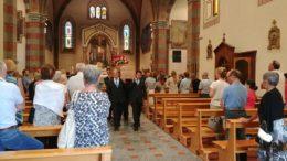 Funerali Dalmina Calatro