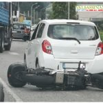 INCIDENTE AUTO MOTO BALLABIO LUG19