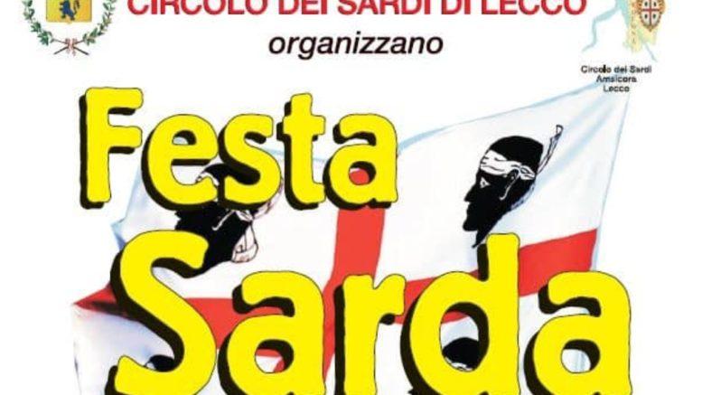 Logo 2a Festa Sarda 2019 Ballabio
