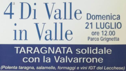 Logo 4a Di Valle in Valle 2019