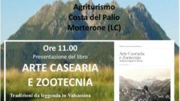 Logo Arte casearia zootecnica Morterone 2019