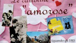 Logo Cartoline amorose 2019