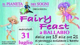 Logo Fairy Ballabio Pianeta dei Sogni 2019