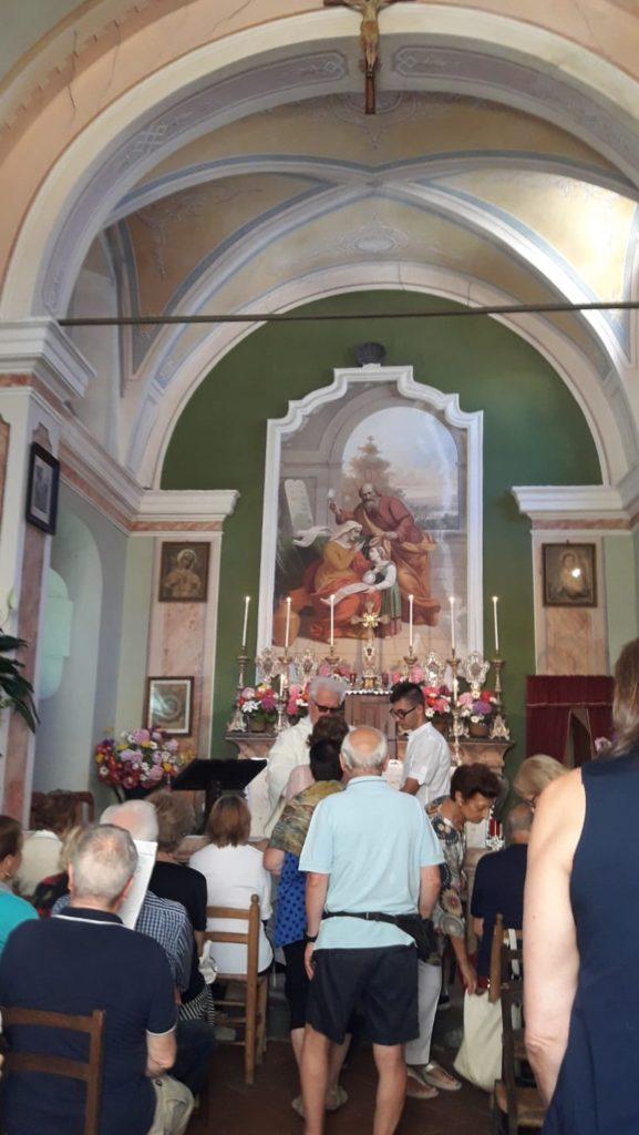 Messa Sant'Anna Balisio 2019 2