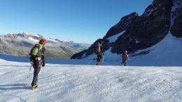 guide alpine NEVE
