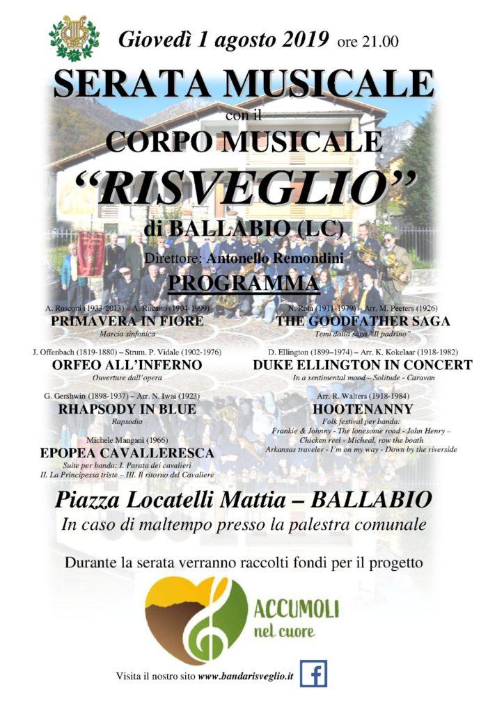Logo Concerto 1 agosto Banda Risveglio 2019 1