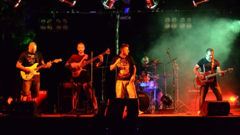 Tazmania Rock Band 2019