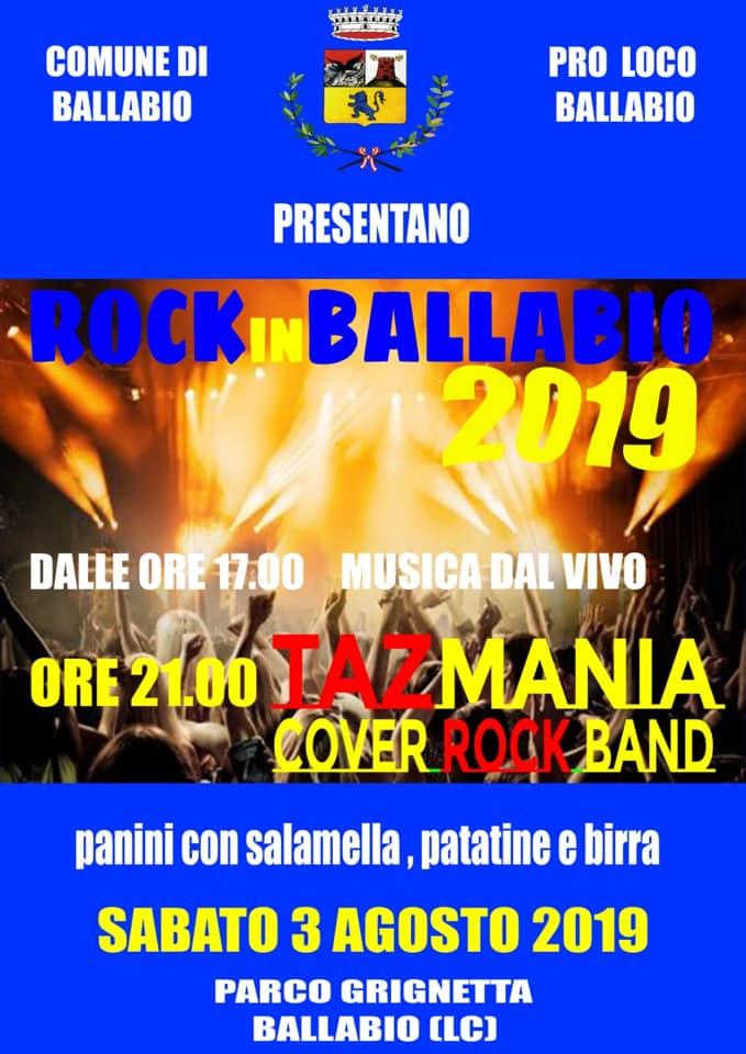 Tazmania Rock Grignetta Ballabio 2019