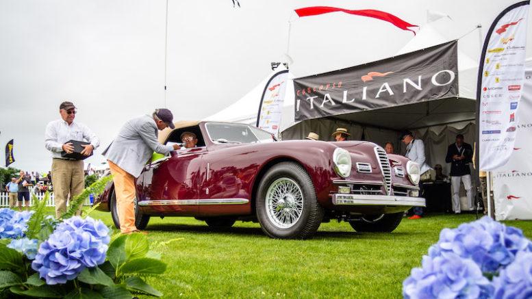 concorso italiano california motori