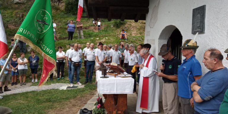 Festa Chiesetta Alpini Ballabio 2019 10