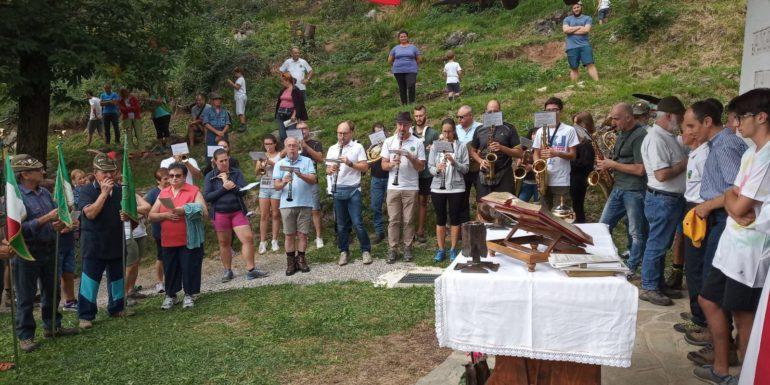 Festa Chiesetta Alpini Ballabio 2019 11