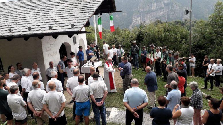 Festa Chiesetta Alpini Ballabio 2019 13
