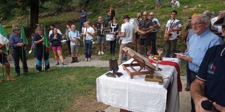 Festa Chiesetta Alpini Ballabio 2019 3