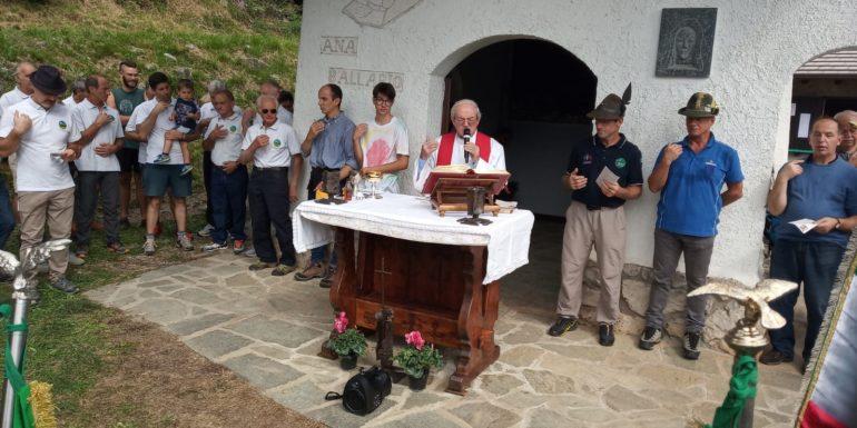 Festa Chiesetta Alpini Ballabio 2019 6