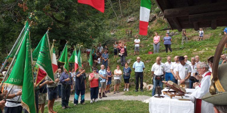 Festa Chiesetta Alpini Ballabio 2019 8