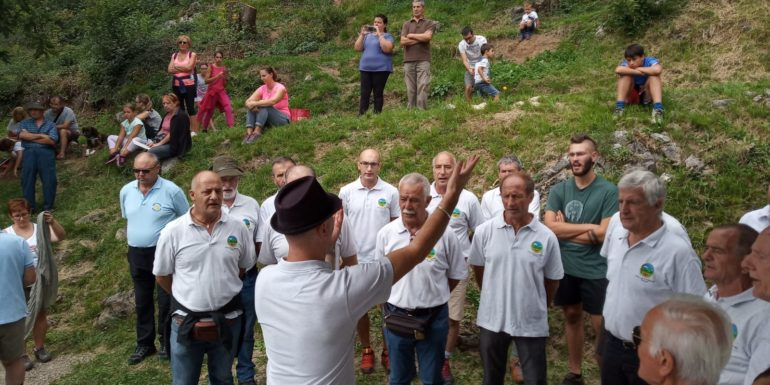 Festa Chiesetta Alpini Ballabio 2019 9