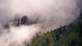 Grignetta Photo Contest - La torre e il fungo emergono dalla nebbia