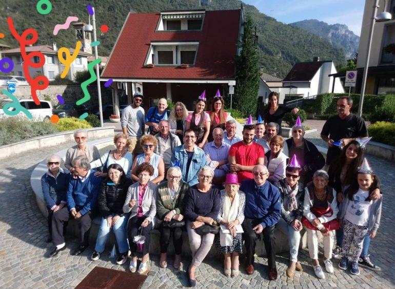 Nonna Iolanda 100 anni Ballabio (1)