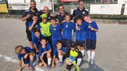 Pulcini GSO Ballabio formazione stagione 2019_2020