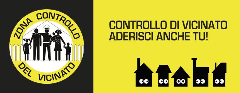 controllo di vicinato logo
