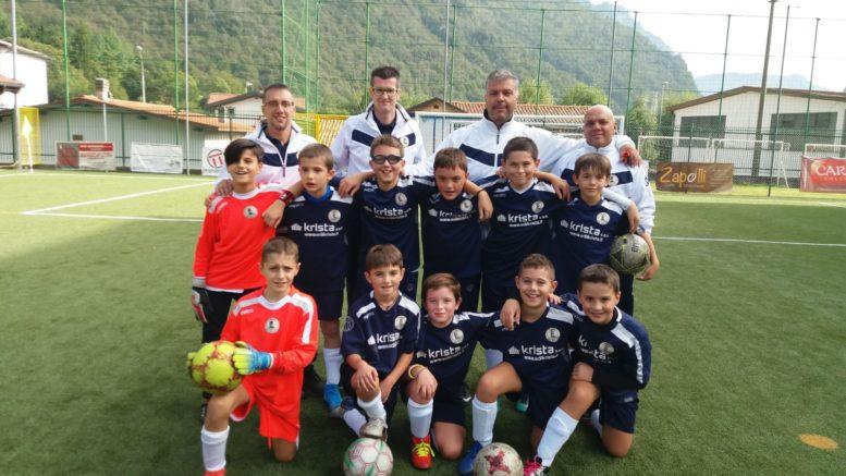 GSO Ballabio Pulcini 2009 - 2010 - Aquilotti