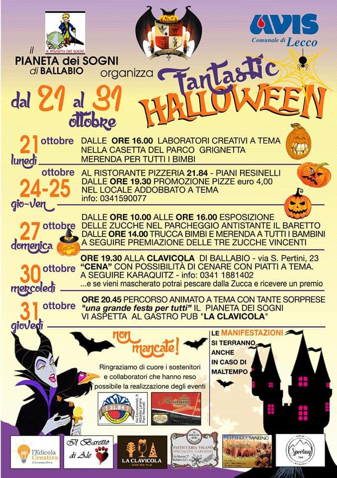 Halloween Ballabio Volantino 2