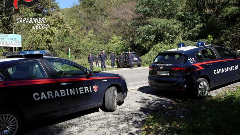 carabinieri antidroga Ballabio curva angurie (6)