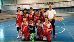 Formazione Under 16 volley maschile