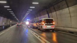 Lecco-Ballabio incidente 22nov19