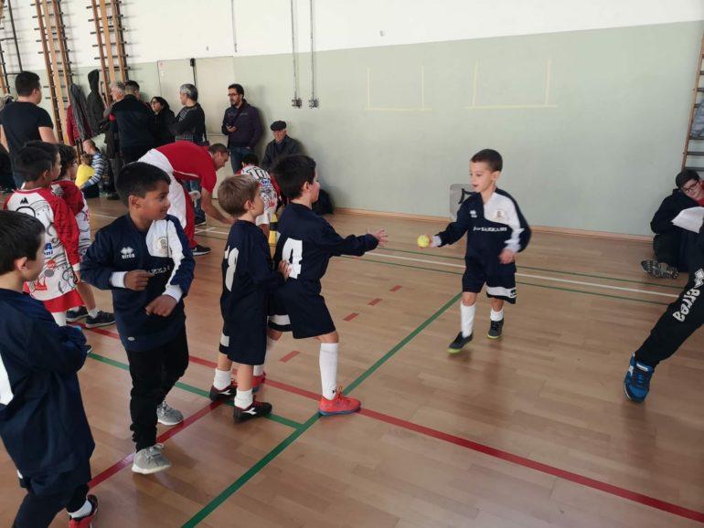 U8 Ballabio polisportivo 3