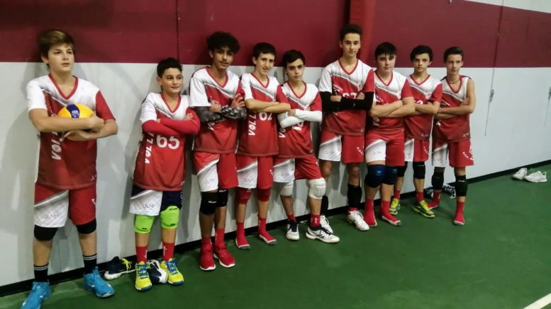 ASC U16 Ballabio - Milano volley 3