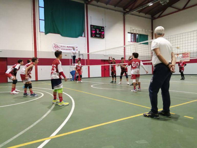 ASC U16 Ballabio - Milano volley 4