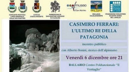 Logo serata CAI Casimiro Ferrari 2019