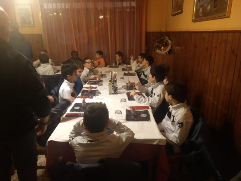 Pizzata Pulcini 2009_2010 Natale 2019 4
