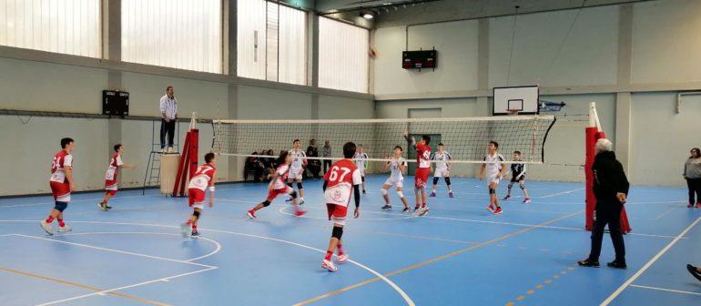 U16 volley Libertas - ASC 3