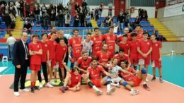 ASC Ballabio Volley Under 16 maschile 2020