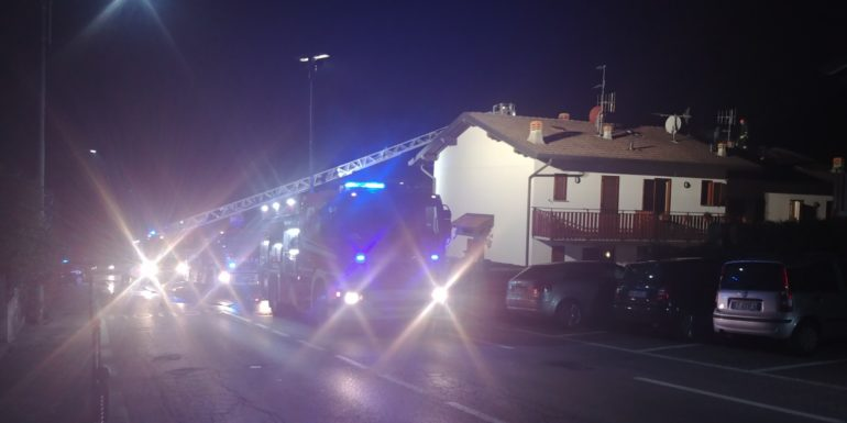 Ballabio - Incendio canna fumaria cia confalonieri 27gen20 (2)