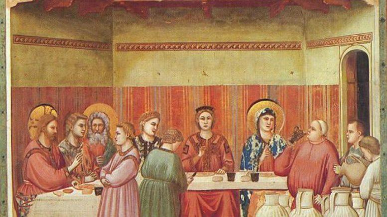 Giotto_il_miracolo_di_Cana-triangle