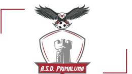 asd primaluna logo