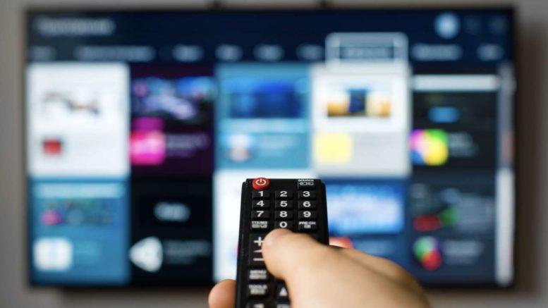 tv televisore telecomando