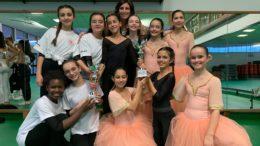 ASC Ballabio Brinza Danza Festival 2020 3 posto 2