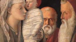 Andrea Mantegna - Presentazione di Gesù al Tempio.v2