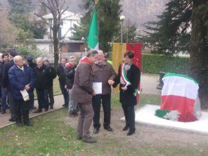 Inaugurazione Stele Pino Galbani Ballabio 2020 11