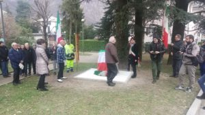 Inaugurazione Stele Pino Galbani Ballabio 2020 16